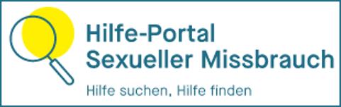 Logo Hilfe-Portal Sexueller Missbrauch